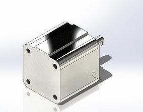 Cylinder Airtec diameter 63x40 - Cilindro 3D model 3