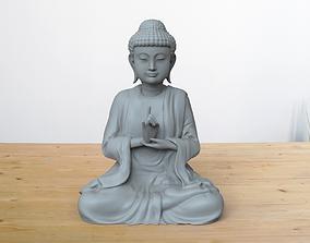 Budha statue 3D print model