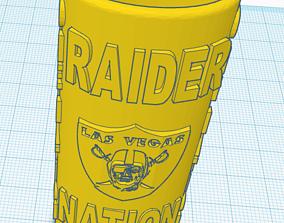 3D printable model Raider Nation Bic Lighter Case