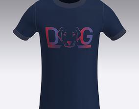 t-shirt clo3d