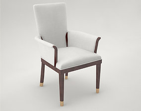 Pro - Fendi Vienna Armchair 3D model