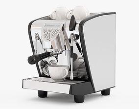 Espresso Machine Nuova Simonelli Musica 3D model