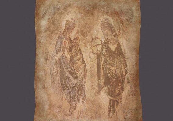 Medieval Paper fugures