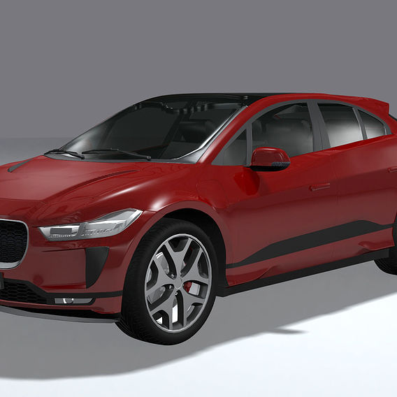 Jaguar I Pace 2018