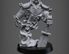 3D printable model The Tombslicer