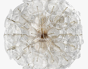 Cornelio Cappellini Richmond Chandelier 3D asset