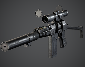 3D model VSK-94