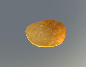 3D asset rigged Pancake