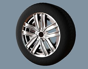 AS rims collection 10 - VW Esperance 3D model