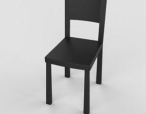 Chair 3D model mueble