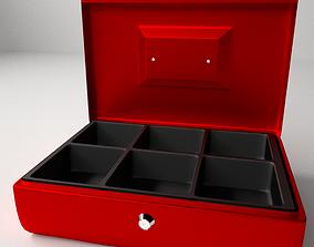 3D Petty Cash Box