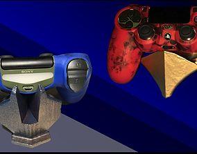 Krome Kobra Controller Stand 3D print model