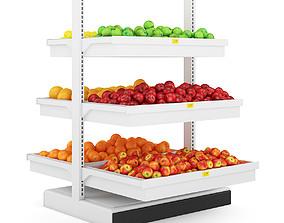 3D Fruit Shelf