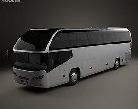 3D model Neoplan Cityliner HD Bus 2006