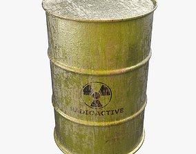 3D Nuclear Barrel