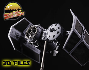 3D printable model Tie Bomber