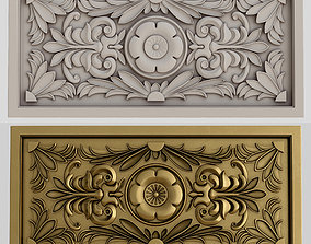3D model Decorative panel 3