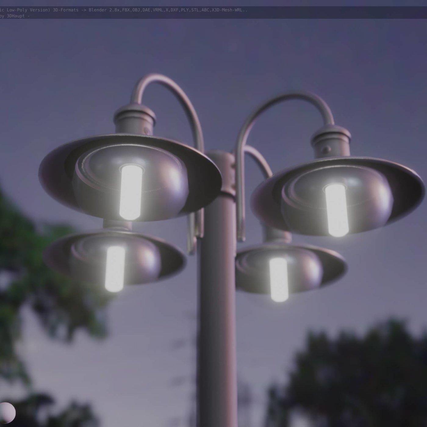 Street Light -7- Basic Version