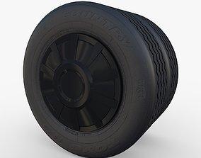 3D model Tesla Truck Wheel 3