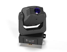 JB Lighting Varyscan P6 Moving Head 3D