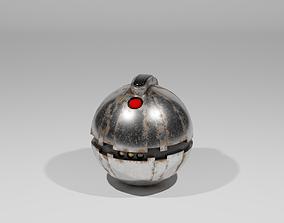 3D asset Thermal Detonator