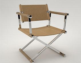 3D model Pro - Directors chair Linley