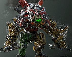 Transformers devastator 3D model