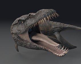3D asset Predator X Pliosaurus Funkei SeaMonster Series 2