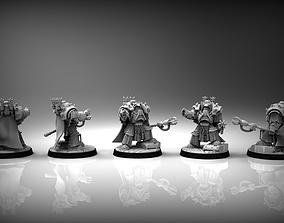 Psychic Heavy Trooper 3D printable model
