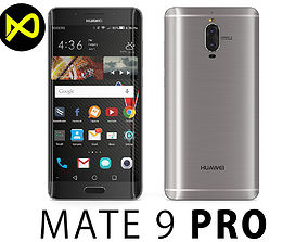 Huawei Mate 9 Pro 3D