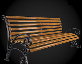 classic 3D Bench
