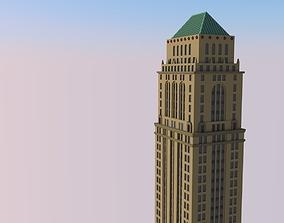 3D printable model Mercantile Building