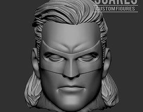 Classic NightWing Head 3D print model