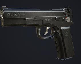 3D model Bren Ten Pistol by Dornaus and Dixon Enterprises