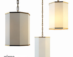 Chandelier Laban Hanging Shade 3D
