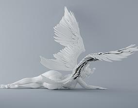3D printable model Evil angel 013