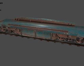 3D asset train 1