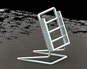 scientific calculator dock 3D model