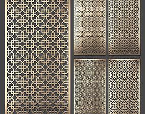3D Decorative panel set 71