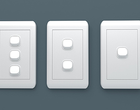 3D LIGHT SWITCH electrical
