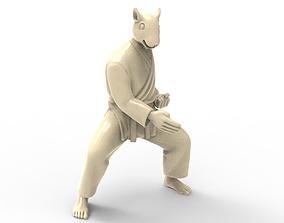 Rat Chop 3D print model