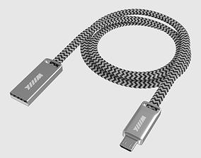 3D model USB Cable CB955