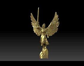 decoration 3D printable model ANGEL Statue