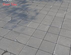 paving 3D Floor Tiles