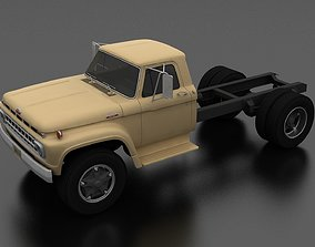 F-Series F-700 Truck Chassis 1965 3D asset
