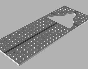 Pedal Cleat Tool For Shimano SPD SL 3D print