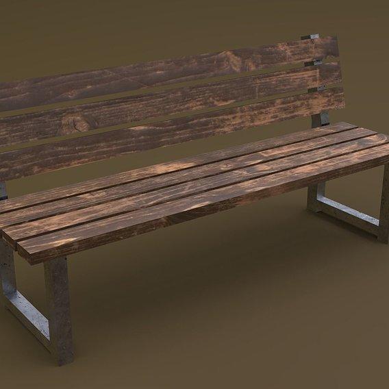 Bench 31 RR