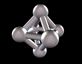 3D printable model 009 Mathart - Platonic Solids - 4