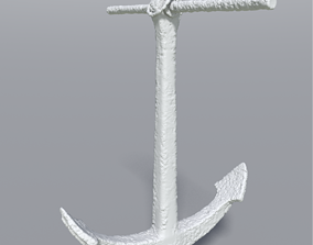 part Anchor 3D model
