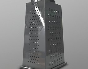 Cheese Grater 3D asset